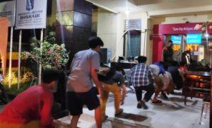 Diduga Hendak Tawuran, 35 Anak Diamankan di Polsek Tambaksari