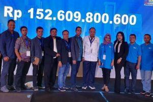 Deal Bisnis Rp152 Miliar, Japnas Jatim Sukses Bangun Sinergitas Usaha