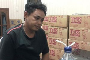 Hendak Pesta SS, Bambang Purnomo Dibekuk Polisi
