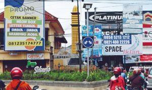 DLHK Minta Rambu dan CCTV  Di Pertigaan Thamrin-A Yani Dikaji Ulang