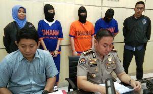 Jual Tiket Murah Hasil Carding, Tiga tersangka Ditangkap Polisi
