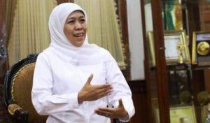 Gubernur Khofifah: Tidak Ada Lockdown di Jawa Timur