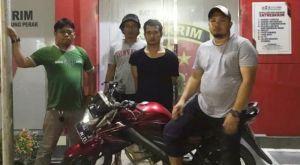 Tinggalkan Sepeda, Jambret Prapat Kurung Selatan Berhasil Ditangkap