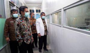 Pemkab Sidoarjo Pastikan Ketersediaan Ruang Isolasi di RS Rujukan