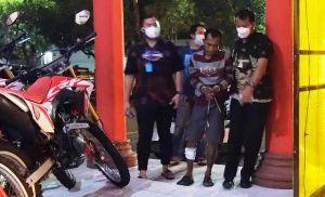 Dua Bandar SS 30 Gram Ditangkap, Seorang Tersangka Terpaksa Ditembak