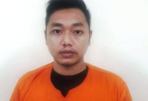 Diduga Nekat Edarkan SS, Pemuda Dungus Sukodono Digiring ke Tahanan