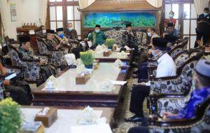 Salat Jumat di Masjid Kriteria Khusus Dihentikan Sementara
