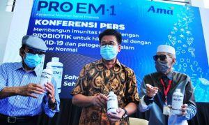 Pasar Produk Farmasi Imunitas Terkerek Naik di Masa Pandemi Covid-19