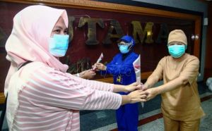 RSHU Pulangkan 56 Pasien Sembuh dari Covid-19
