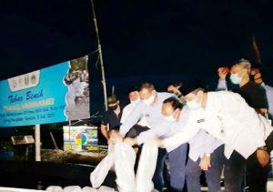 Ceruk Pasar Udang Vaname Besar, Kementrian KP Dorong Tambak Milenial