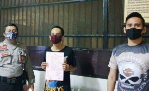 Baru Bebas dari Penjara, Ditangkap Lagi Usai Beli Sabu