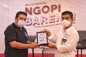 Alumni ITS Dukung Penuh Machfud Arifin-Mujiaman Rebut Surabaya
