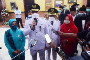 Gandeng UMKM dan Pengusaha, Eri Siap Pulihkan Perekonomian Surabaya