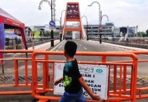Belum Juga Dibuka, Dewan Pertanyakan Pembukaan Jembatan Joyoboyo