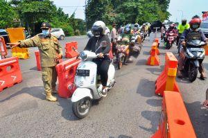 Pembatasan Masuk Surabaya Masih Berlaku, tapi Tak Seketat saat Lebaran