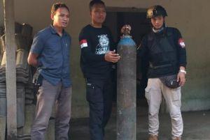 Sempat Kabur, Dua Pelaku Pembuat Petasan Gas Karbit Tertangkap