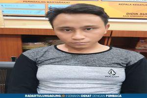 Edarkan Pil Koplo, Pemuda Blitar Dicokok Polisi