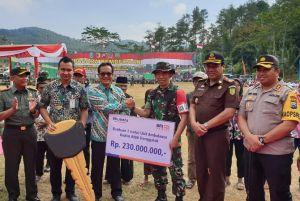 BRI Salurkan CSR Ambulance untuk Kodim 0806 Trenggalek