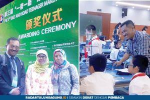 SMP Jawaahirul Hikmah Raih Prestasi Fantastis di Tingkat Dunia