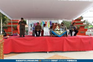 SMKN 3 Blitar Gelar Karya Blitar Beauty, Food, and Fashion Festival