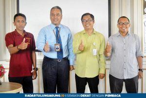 KPP Pratama Tulungagung dan BPJS Ketenagakerjaan Tulungagung Gelar BDS