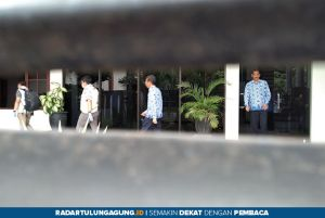 Pasca Supriyono Ditahan, KPK Obok-obok Gedung DPRD Tulungagung