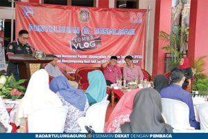 Ayo Adu Kreasi Vlog iGeneration, Sambut Hari Jadi Ke-114 Kota Blitar