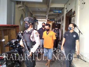 Pemasok Narkoba di Tulungagung Tertangkap