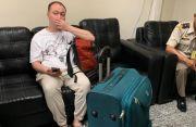 Selundupkan Berang-berang dan Kalajengking, WN Rusia Diamankan Petugas