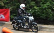 AHM Luncurkan Skutik Casual Fashionable Honda Genio