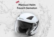 Tips Merawat Helm dengan Baik