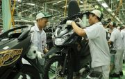 Dengan Black Matte, New Honda BeAT Street eSP Makin Ekspresif
