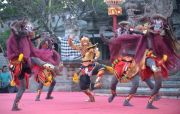 Duta Seni Bantul Tampilkan Sendratari Senapatya Kuskendha di PKB