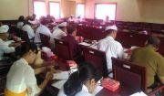 Hanya Ada Ketua, Rapat Pansus di DPRD Tabanan Batal