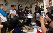 Sasar Tempat Kos, BNNK Badung Jaring Belasan Orang Pemakai Narkoba