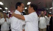 Akhirnya Prabowo dan Jokowi Saling Menyapa