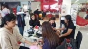 Servis di AHASS Cokro Hari Kamis, Dapat Free Massage hingga Pedicure