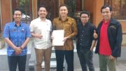Bali Express-Prodi Ilkom STAHN Siap Jalin Kerja Sama