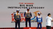 Instruktur Safety Riding Astra Motor Bali Naik Podium di AH-SRIC 2019