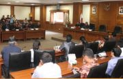 Sidang Pertama, DPRD Badung Tetapkan Fraksi dan Kelengkapan Dewan