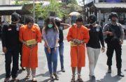 Pesta Sabu, Dua Anak Pejabat di Klungkung Dijerat Pasal Pengedar