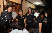 Operasi Bersinar Sasar Tempat Kos, Lima Orang Positif Narkoba