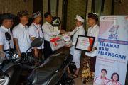 Hari Pelanggan 2019, Dealer Honda Motor Bali Berikan Layanan Istimewa