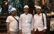 Menyingkap Misteri Tombak, Sapi, dan Tentara di Pura Luhur Sapuh Jagat