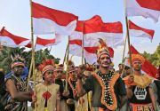 Papua is Indonesia Forefer