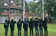 Bali Blues Brothers Beri Hormat Kepada Habibie di Den Haag Centrum