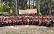 Puluhan Kader Pramuka SBH Digembleng Soal Kesehatan