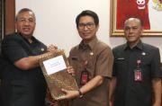 DPRD Badung Terima Dokumen RAPBD 2020, Dirancang Rp  6,8 Triliun