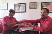 Lima Kader PDIP Tabanan Ambil Formulir Bacabup dan Bacawabup
