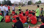 Raih Perunggu, Bupati Artha Apresiasi Tim Sepak Bola Porprov Jembrana